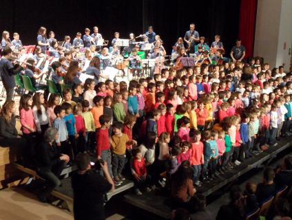 Participants de la Cantata a Valls